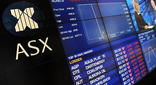 澳大利亚证券交易所收益率上升