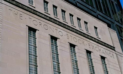 多伦多证券交易所上交易最活跃的公司