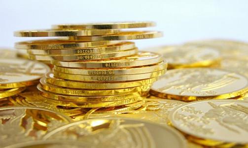 黄金收涨 结束两年来的最长连跌天数