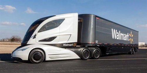 沃尔玛希望雇佣900辆卡车司机并每年支付近9万美元