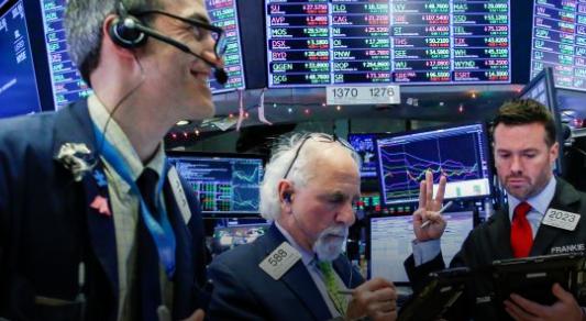 盘前涨幅最大的股票包括:艾尔建 通用电气 高通等