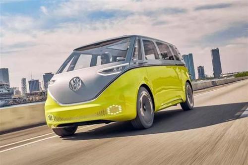 大众汽车将电动汽车产量提高50%