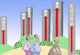 没有来自通货膨胀的前瞻指引