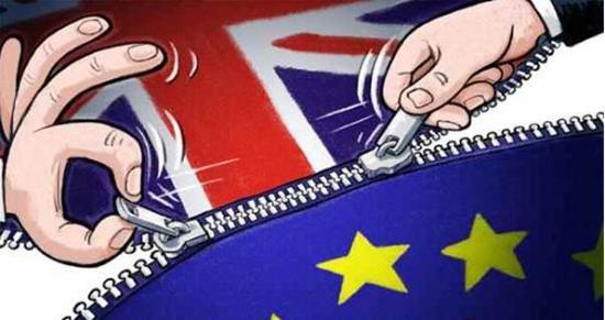 英国脱欧已经损害了英国的投资