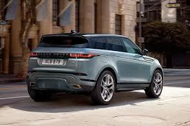 2019年的Range Rover  Evoque它取代了自2011年推出以来几乎单独为捷豹路虎