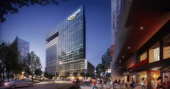 亚马逊将在亚马逊开设新总部的两个都市区下降5万多人