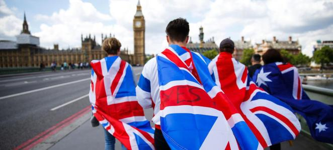 5月英国脱欧公投失败后欧洲股市收涨