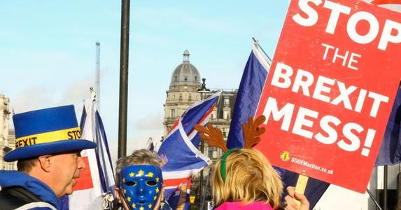 英国工党希望举行大选 但第二次公投更有可能