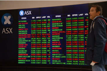 澳大利亚银行股成交量分析上涨而该国央行维持其现金利率不变
