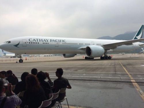 国泰航空以6.28亿美元收购廉价航空公司香港快运