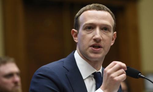 Facebook去年花费了2000万美元用于扎克伯格的个人安全