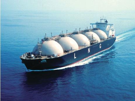 经过多年的高度期望 液化天然气出口终于在美国开始增长