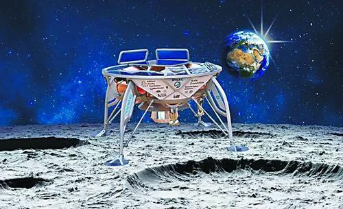 如果他们的太空船下个月登陆月球 以色列队可能会赢得100万美元