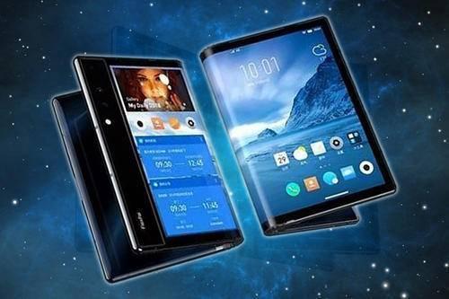 小米的可折叠手机出现在新的视频预告片中