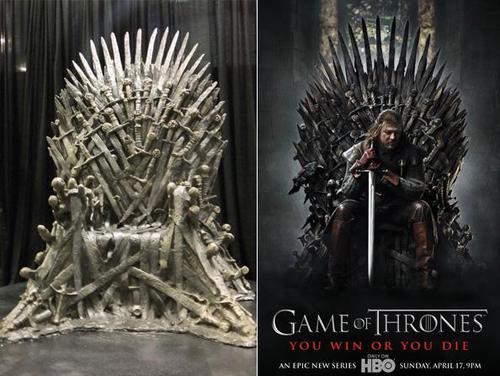 世界仍在寻找HBO最后隐藏的铁王座