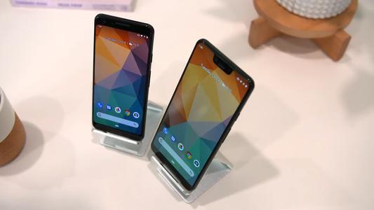 u盘xp镜像安装win7系统,谷歌正在使用软件使Pixel 3的屏幕角落更加圆润
