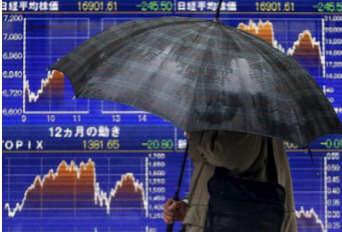 随着优衣库运营商潜水东京股市一路下跌
