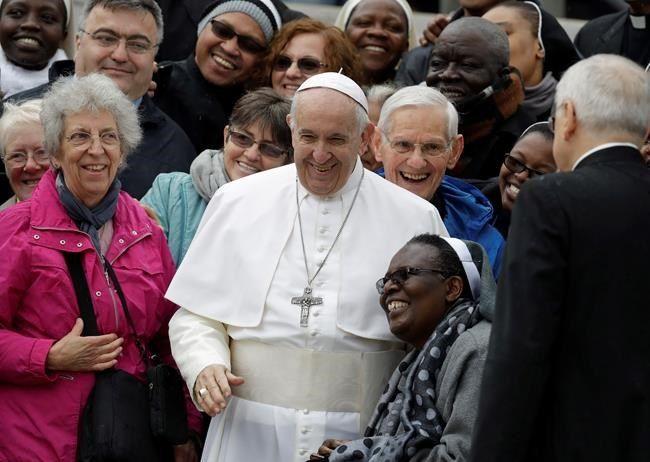 教皇敦促外国媒体利用新闻力量寻求真理
