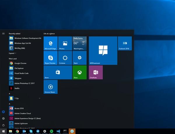 winxp64纯净版,Windows 10的新时间轴功能可让您在其他设备上恢复应用