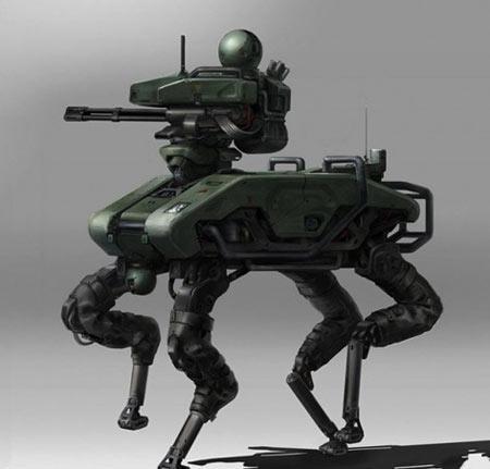 在没有先验知识的情况下出生的机器人腿学会走路