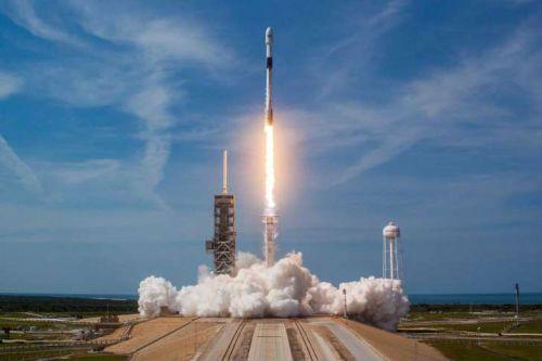 丙烯火箭发动机专利反映了公司在轨道上的愿景
