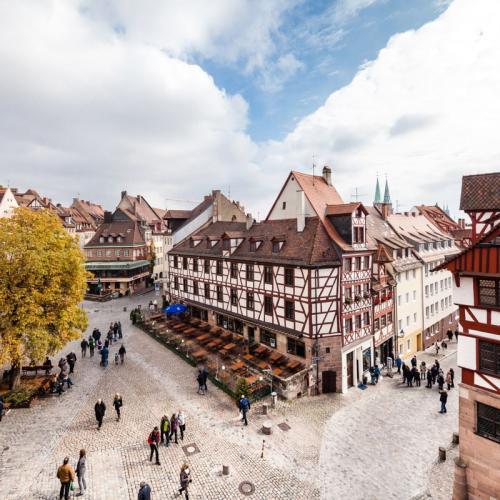 AEW收购了位于德国纽伦堡的零售公园