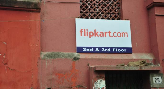 印度电子商务专业Flipkart将用电动汽车取代其40%的机队