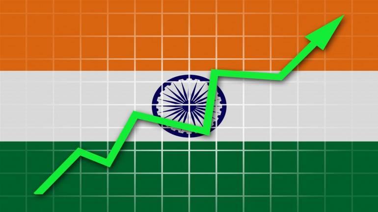 每年GDP增长7-8%将使印度达到5万亿美元