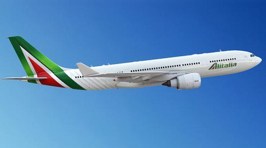 据知情人士透露 意大利政府即将为破产的意大利航空公司提供一揽子援助计划