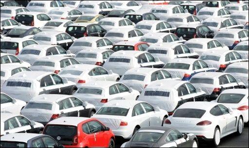 7月份的新车注册数量增加了近5%