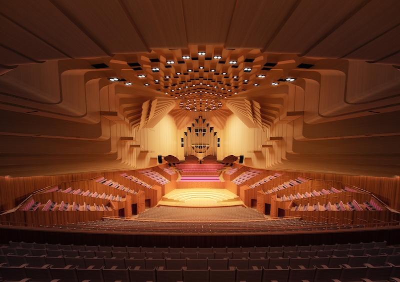 悉尼歌剧院预定升级2亿美元