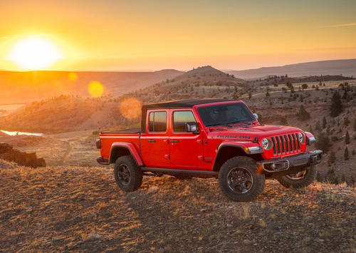 Air Lift公司发布2020款Jeep Gladiator的新型Air Lift 1000套件