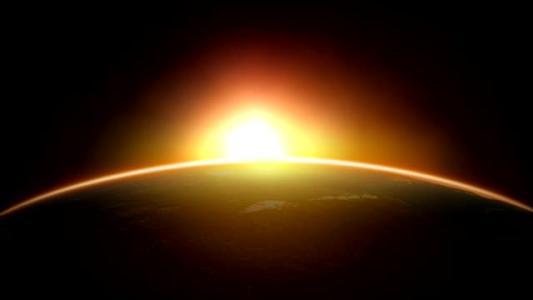 SOHO数据揭示 太阳的核心旋转速度比其表面快4倍