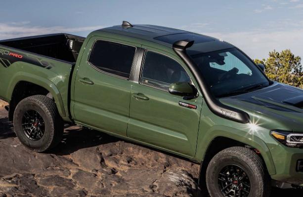 2020丰田塔科马TRD Pro预计2019年价格上涨1000美元