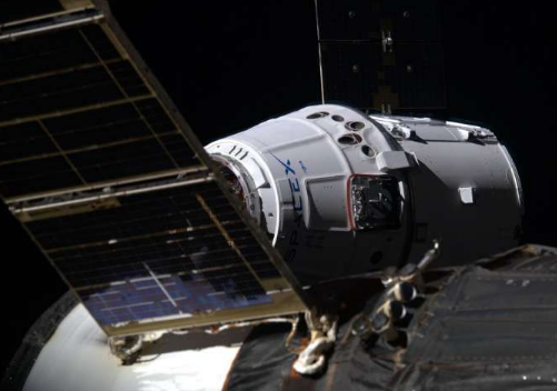 空间站科学返回和航天器洗牌