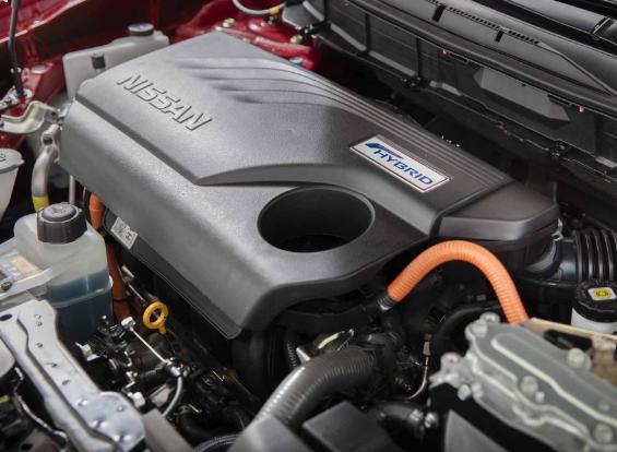 日产Rogue混合动力车是三者中最小的 该公司似乎对其前景更为乐观