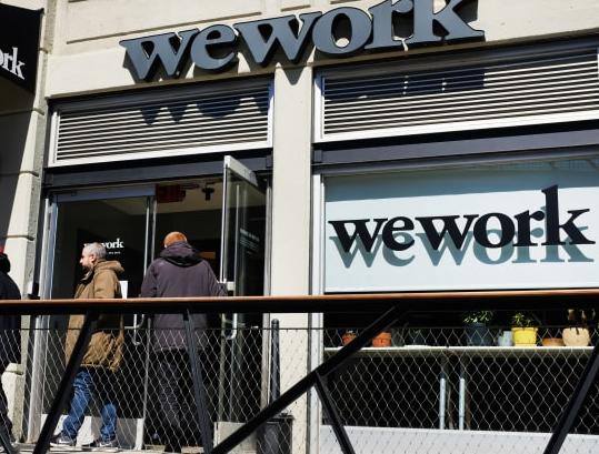 废弃IPO可能是WeWork的最佳选择