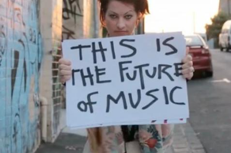 Kickstarter是音乐界的未来吗