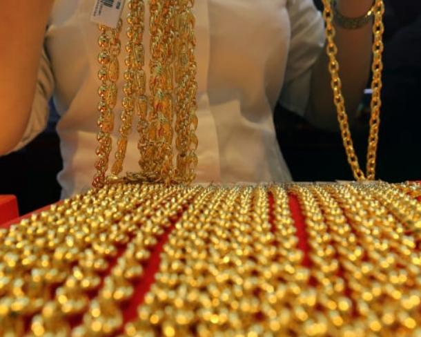 随着利率的下降 黄金就是可行的方式