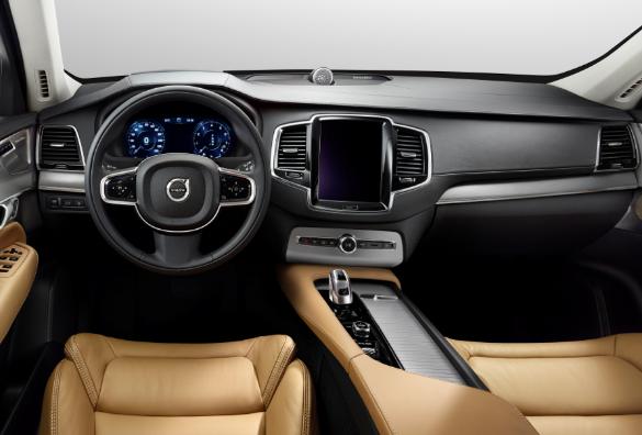 沃尔沃XC90 T8双引擎插电式混合动力SUV