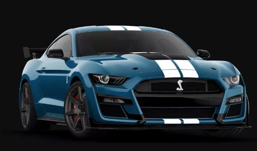 2020款福特谢尔比野马GT500有多贵