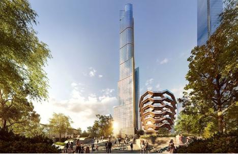 未来两年 纽约的五年建筑支出热潮可能会放缓