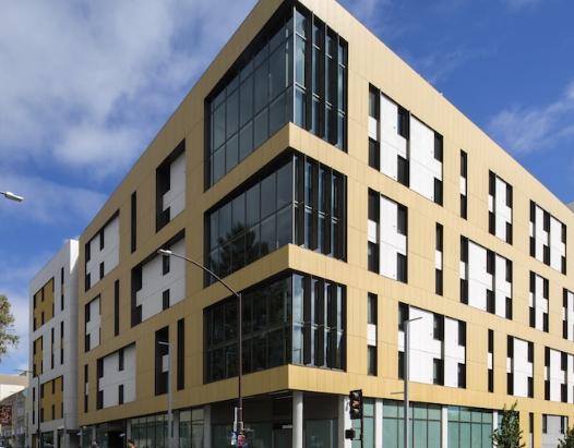 绿色建筑现已成为学术界的核心