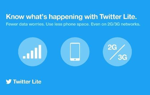 Twitter推出数据友好的Twitter Lite