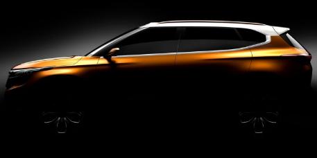 起亚将首次在印度推出新款紧凑型SUV Kia SP Concept