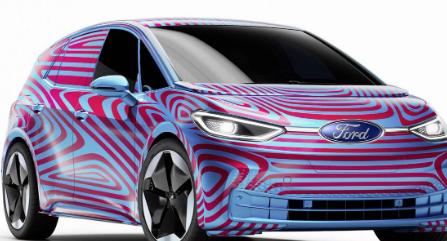福特将在2023年为欧洲制造至少一辆新的电动汽车