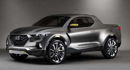 现代汽车将在美国推出其首款皮卡–我们很乐意在这里看到其中的一个