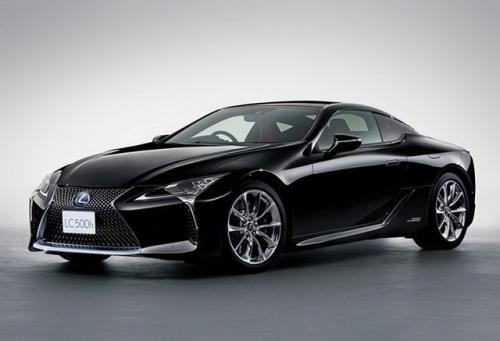 雷克萨斯计划在底特律进行全球首发新款LC双门轿跑车