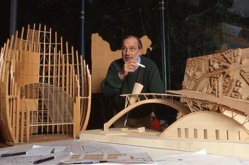 理查德·罗杰斯和伦佐·皮亚诺的雕塑将在蓬皮杜艺术中心展出