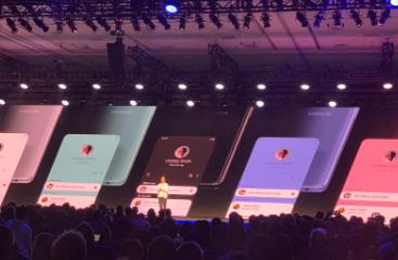 三星新的One UI旨在使大型手机更易于单手使用